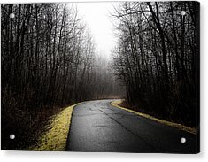 Roads To Nowhere Acrylic Print