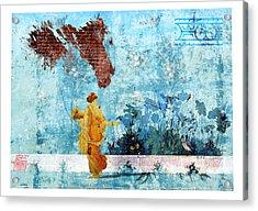 Roman Holiday I Acrylic Print