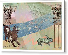 Roman Holiday IIi Acrylic Print