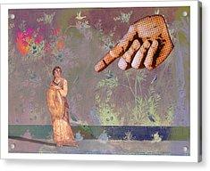 Roman Holiday Vii Acrylic Print