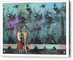 Roman Holiday X Acrylic Print