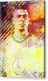 Ronaldo Acrylic Print