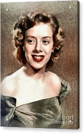 Rosemary Clooney, Music Legend Acrylic Print