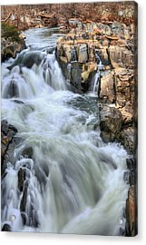 Rush Hour Acrylic Print by JC Findley