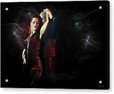 Salsa,salsadancer,salsadance, Acrylic Print