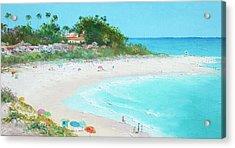 San Clemente Beach California Acrylic Print