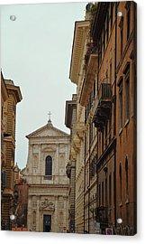 San Giovanni Dei Fiorentini Acrylic Print by JAMART Photography