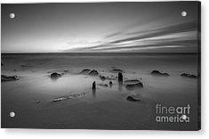 Sandy Hook Sunrise  Acrylic Print