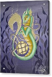 Sea Dragon II Acrylic Print