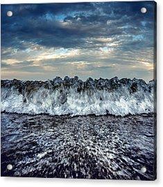 Sea Energy Acrylic Print