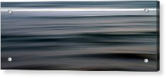 sea Acrylic Print by Stelios Kleanthous
