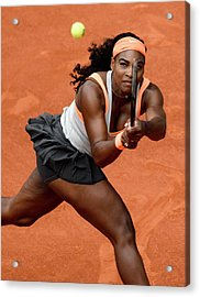 Serena Williams 4 Acrylic Print
