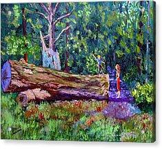 Sewp 6 21 Acrylic Print by Stan Hamilton