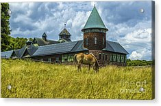 Shelburne Farms. Acrylic Print