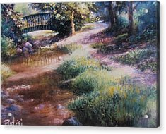 Shupp's Grove Acrylic Print