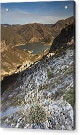 Sierra Nevada Acrylic Print by Andre Goncalves