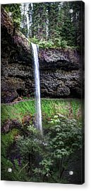 Silver State Waterfall Acrylic Print