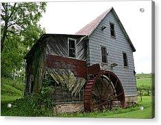 Silverlake Mill Acrylic Print