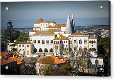 Sintra National Palace Acrylic Print