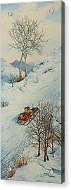 Sisters Solstice Acrylic Print