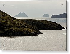Skellig Islands, County Kerry, Ireland Acrylic Print