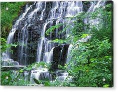 Slatestone Brook Falls Acrylic Print