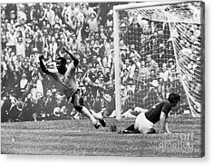 Soccer: World Cup, 1970 Acrylic Print by Granger