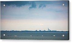 Solent Skies Acrylic Print