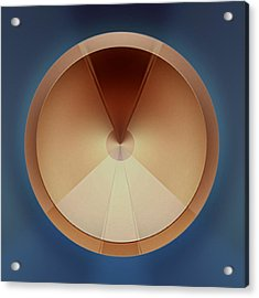 Some Kinda Ventilator Acrylic Print by Peter Lloyd