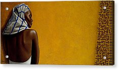 Soul Gleams Acrylic Print by Horacio Cardozo