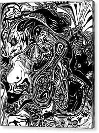 Spiritualbecoming Acrylic Print