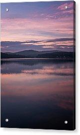 Spofford Lake Sunrise Acrylic Print