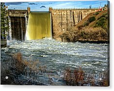 Acrylic Print featuring the photograph Spring Flow by Robert Bales