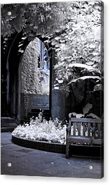 St Dunstan's In The East Acrylic Print