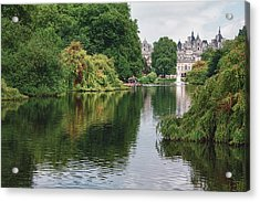 St James Park Acrylic Print
