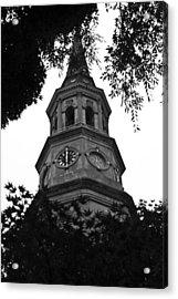 St. Philips Church Steeple Acrylic Print