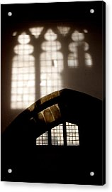Stained Acrylic Print by Jez C Self