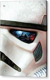 Star Wars Battlefront 2015 Acrylic Print