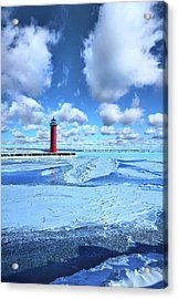 Acrylic Print featuring the photograph Steadfast by Phil Koch