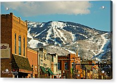 Steamboat Springs Acrylic Print