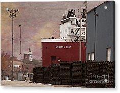 Stewart J Cort Acrylic Print