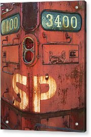 Still Acrylic Print by Joseph Norvell