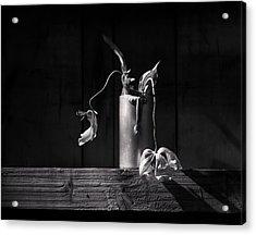 Still Life With Tulip Acrylic Print