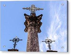 Streets Of Seville - Calle De Las Cruces 4 Acrylic Print