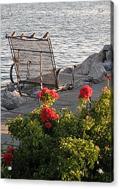 Summer Day Acrylic Print by John Scates