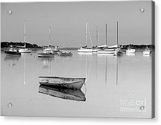 Sunrise In Osterville Cape Cod Massachusetts Acrylic Print by Matt Suess