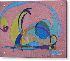 Susan's Prism Acrylic Print by James Sheppardiii