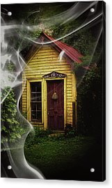 Acrylic Print featuring the photograph Swept Away by Jessica Brawley