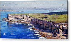 Sydney Harbour Acrylic Print