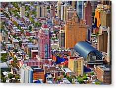 Symphony House Condo 440 South Broad Street Philadelphia Pa 19146 4901 Acrylic Print